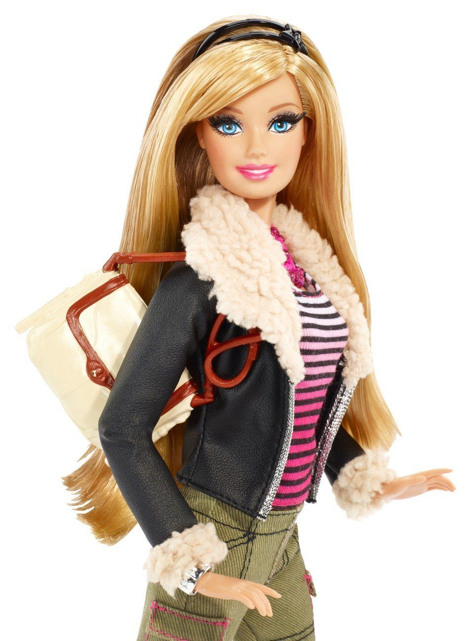 Barbie - Glam Luxe: Barbie, muñeca fashion (Mattel BLR58): Amazon.es ...