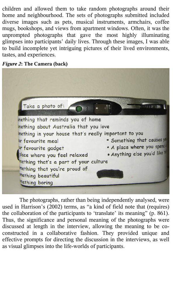 cultural probes - camera Social Innovation Pinterest - best of sample invitation letter kosovo