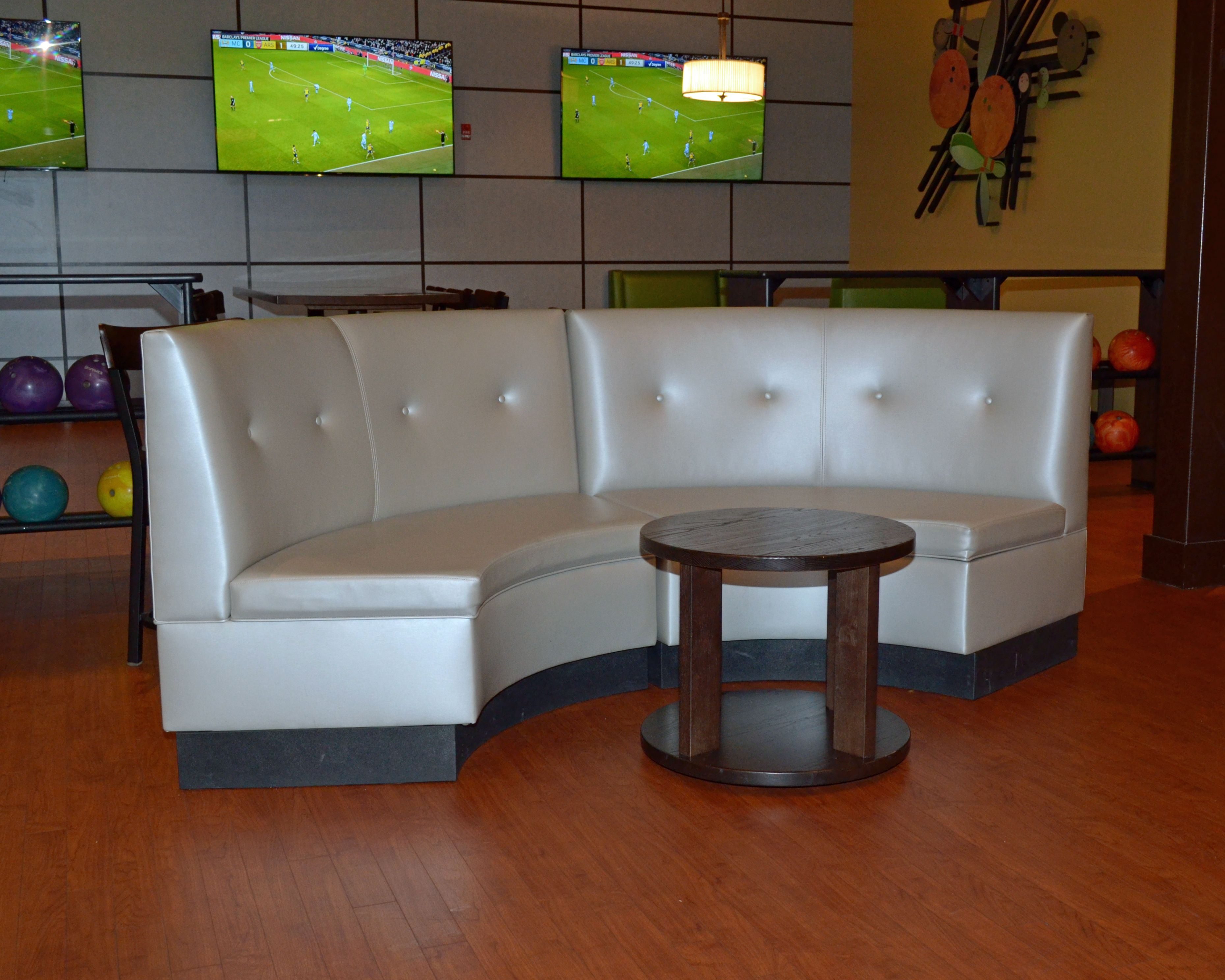 CW Lanes And Games #Lincoln #RhodeIsland #Bowling #Furniture  #VenueFurniture #BowlingFurniture