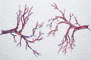 Mosaik Bilder Kunst Mosaiken Wandschmuck