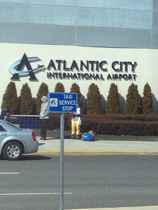 Atlantic City International Airport Acy In Egg Harbor Township Nj Airport City Atlantic City International Airport