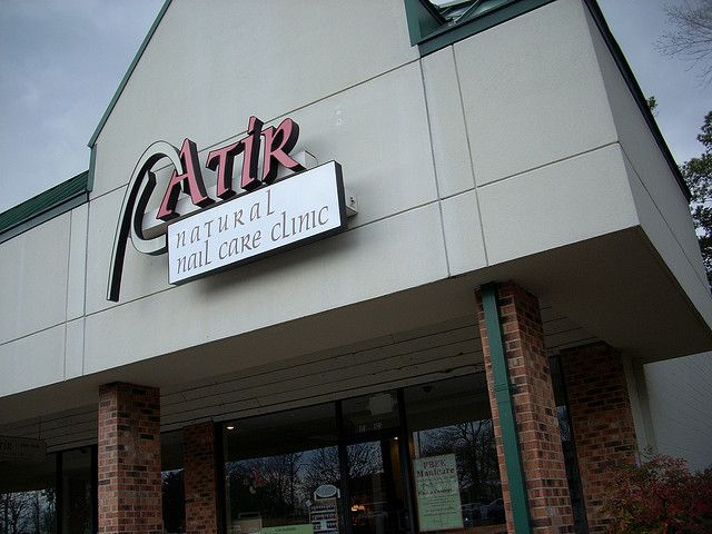 An Atir Natural Nail Care Clinic in Williamsburg, VA, on 1303 ...