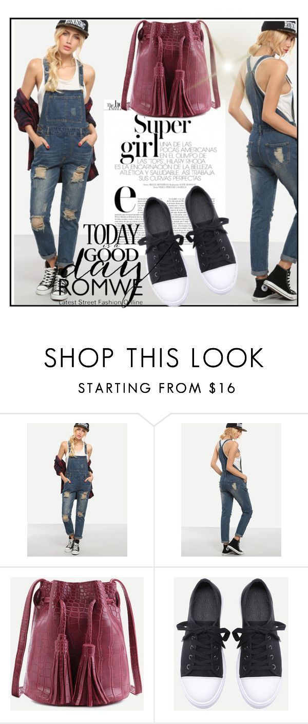 """Romwe,set 4/II"" by sajra-de ❤ liked on Polyvore"
