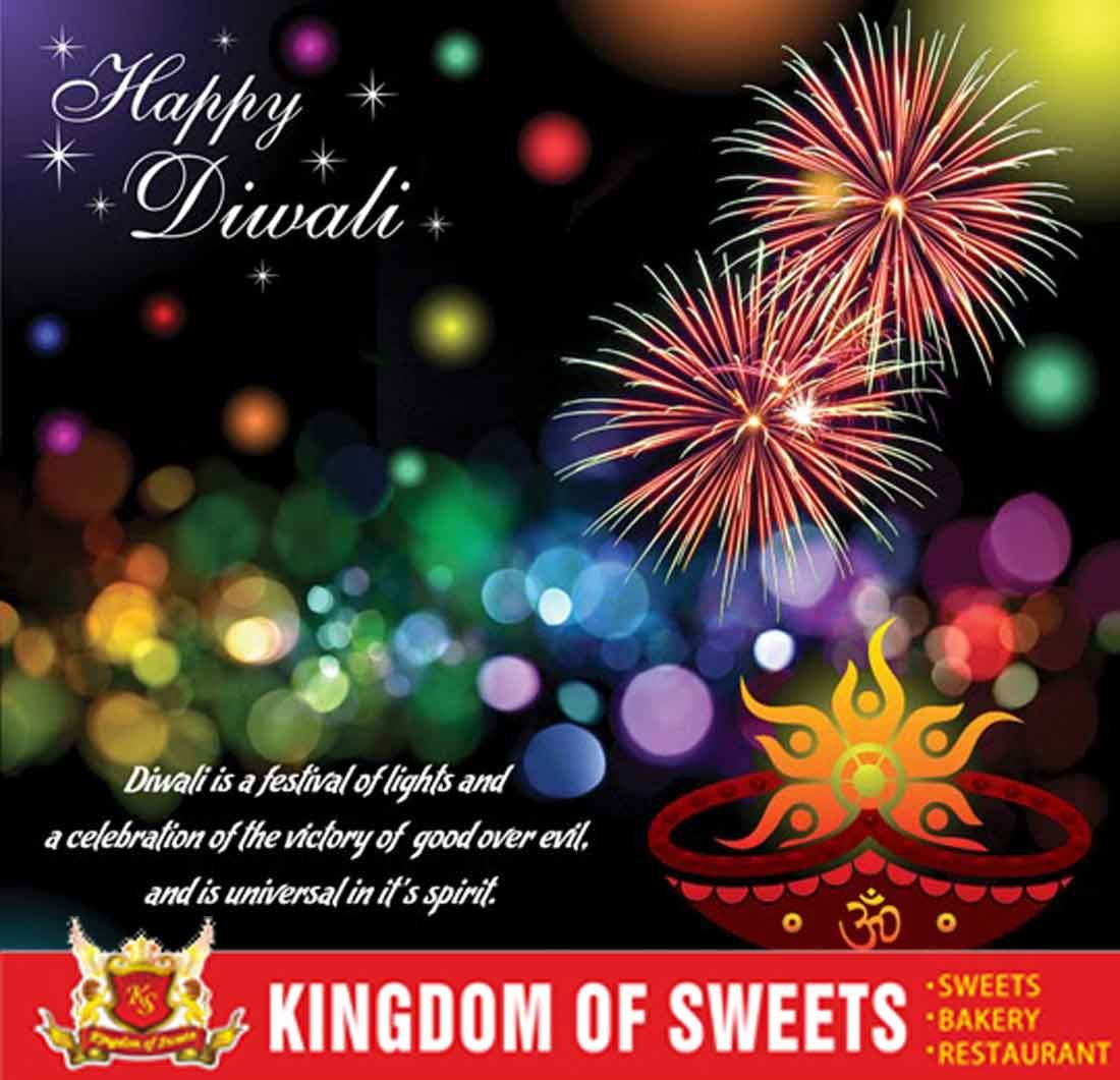 Diwali Celebrate With Kingdomofsweets In Ludhiana Ph 0161 4603033