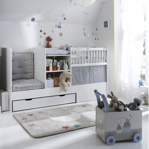 Vertbaudet kids room pinterest kinderzimmer for Vertbaudet kinderzimmer
