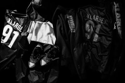 EffortlesslyFly.com - Kicks x Clothes x Photos x FLY Sh*t: XLARGE and PUMA Go Back to Black in New Collaborat...