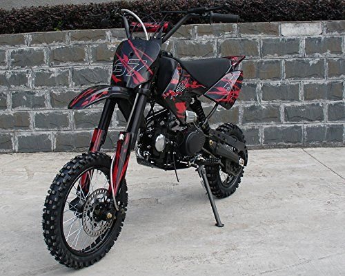 Apollo Agb 37b 125cc 4 Stroke Dirt Bike Pit Bike W 17 Inch Front Tire 14 Inch Rear Pit Bike Dirt Bike 125cc Dirt Bike