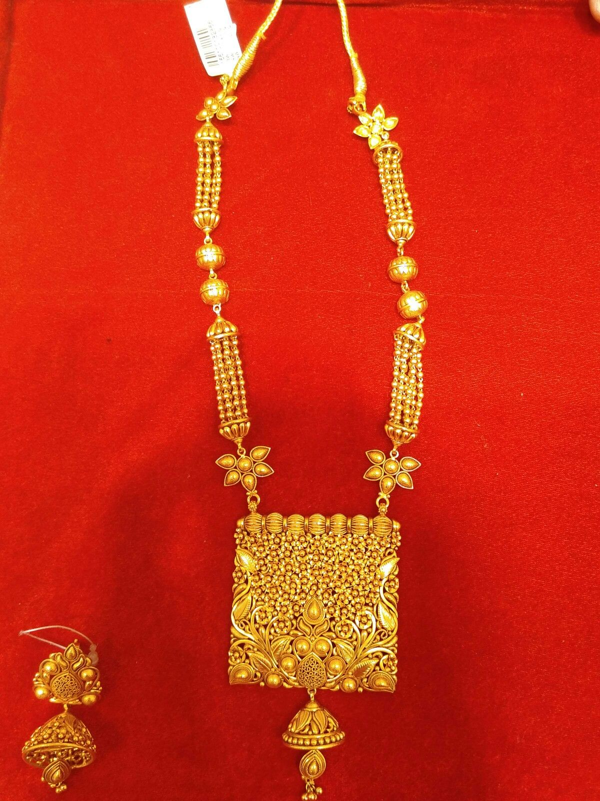 Kalyan Jewellers jewelry Iud like to wear Pinterest Gold set
