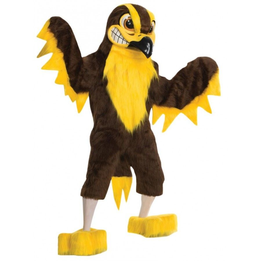 Falcon Mascot Costume Sports Mascot Costumes School Mascots Falcon Costumes Mascot Costumes Cartoon Mascot Costumes
