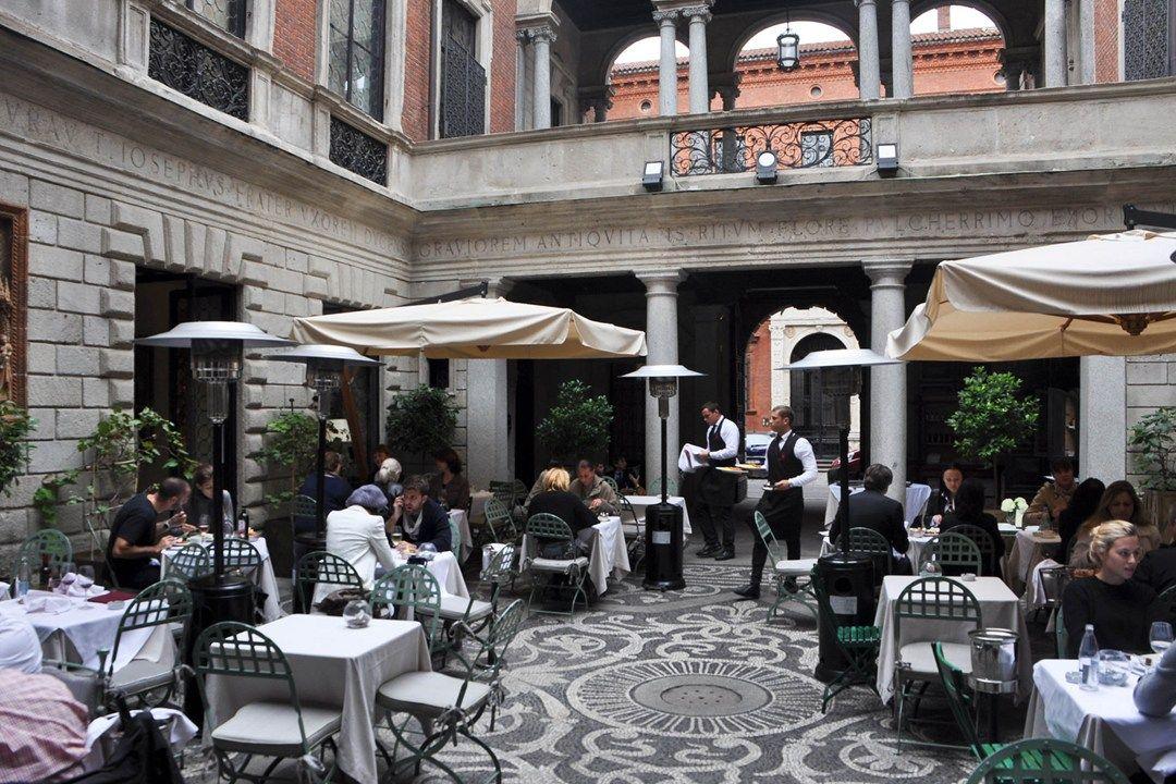 The Best Italian Restaurants In Milan Italy Restaurant Guide Condé Nast Traveller