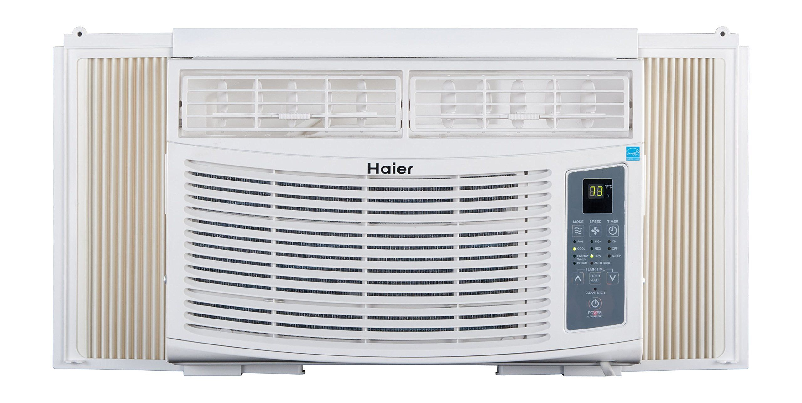 Haier ESA406R 6000 BTU Room Air Conditioner ** For more