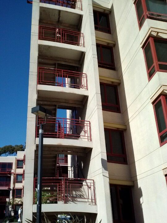 My Lovely Dorm At Ucsd In Warren