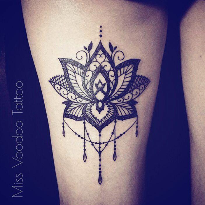 28++ Tatouage fleure de lotus inspirations