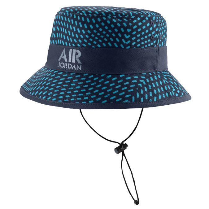 Jordan AJ Stencil Bucket Hat  787b6653034