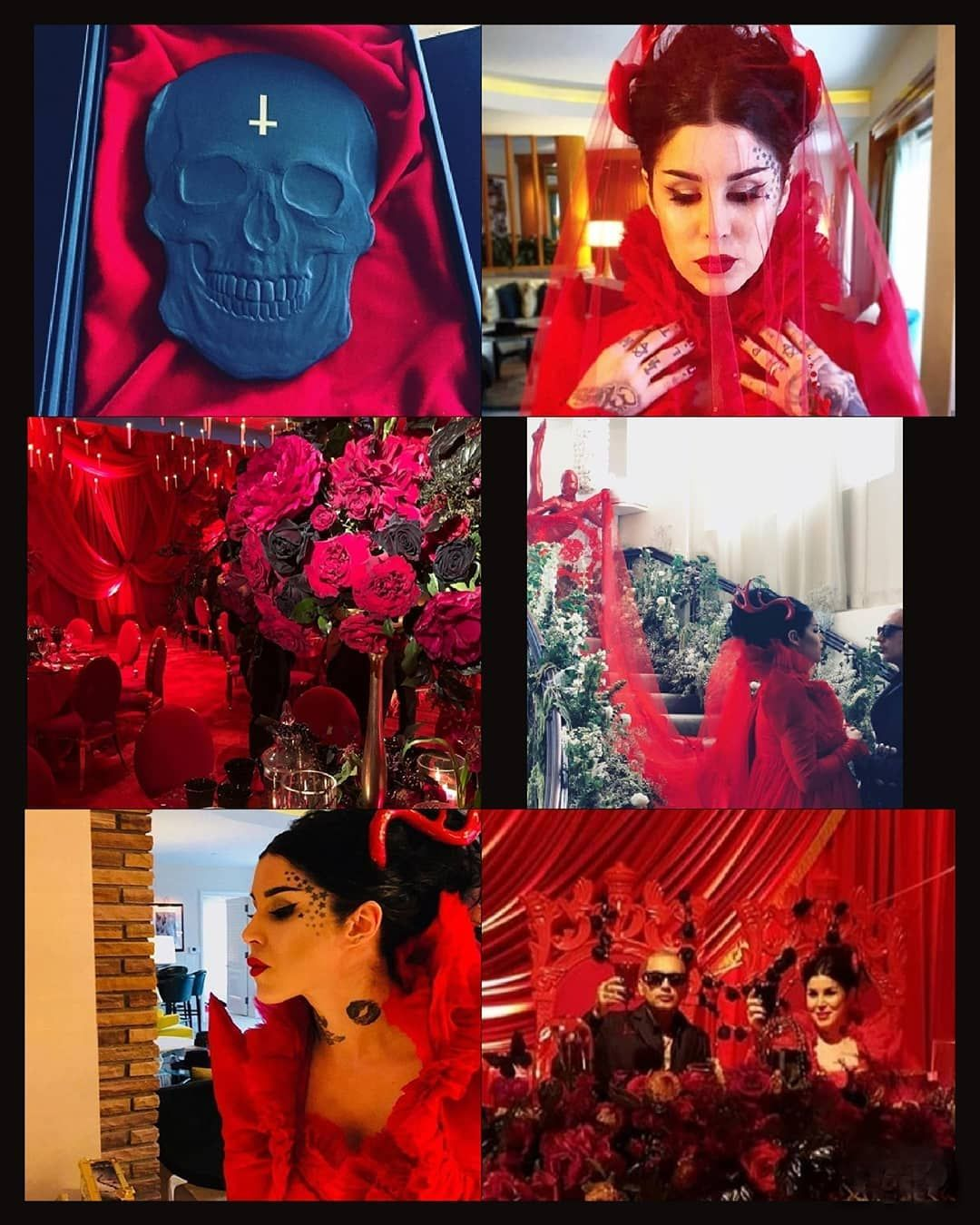 images?q=tbn:ANd9GcQh_l3eQ5xwiPy07kGEXjmjgmBKBRB7H2mRxCGhv1tFWg5c_mWT Best Of Kat Von D Red Wedding Dress @bookmarkpages.info