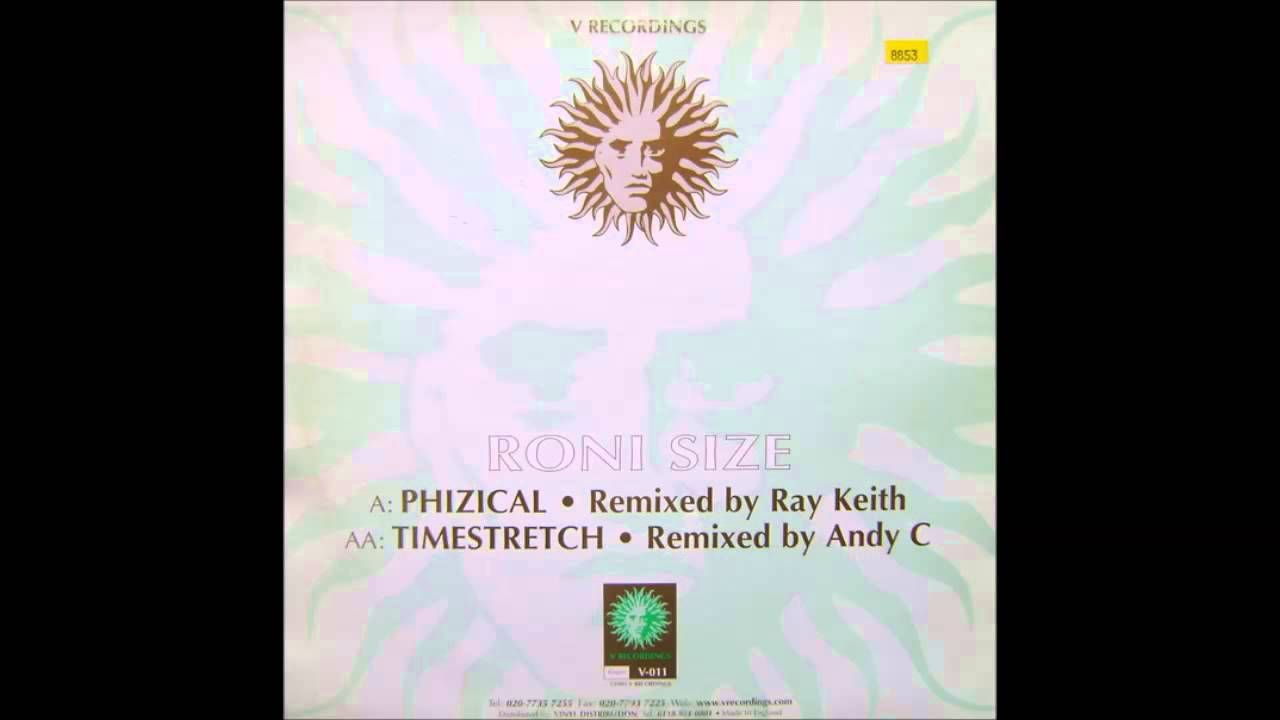 Roni Size - Phyzical (Vintage Remix By Rk And Photek)