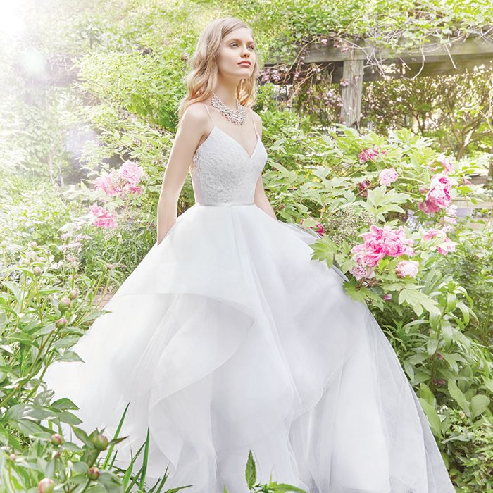 Pin by Neda on wedding dress Wedding dresses, 2016
