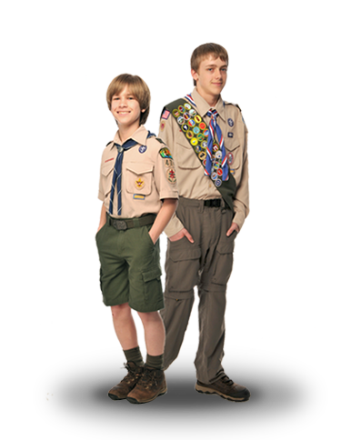 Boy Scouts of America Uniform - official site to know where