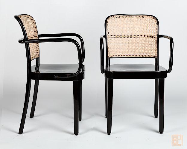 Stühle Geflochten thonet kohn josef hoffmann sessel stühle restauriert wiener geflecht