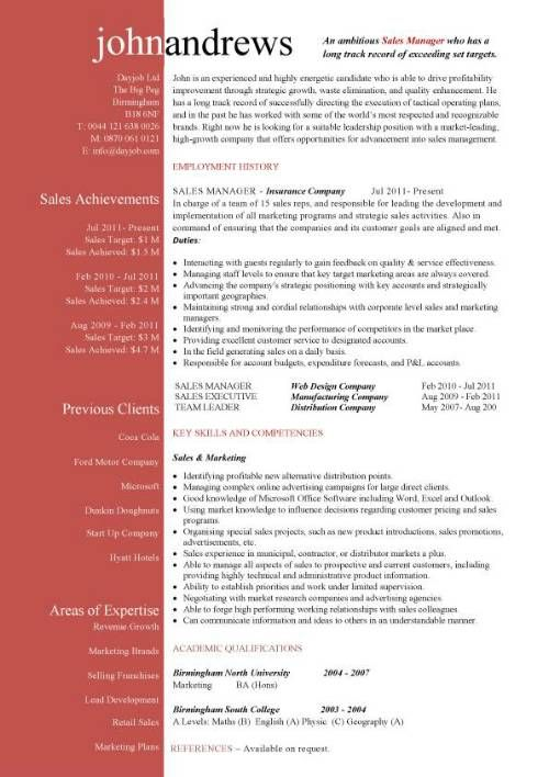Free Resume Templates Marketing Freeresumetemplates Marketing Resume Templates Marketing Resume Project Manager Resume Free Resume Samples