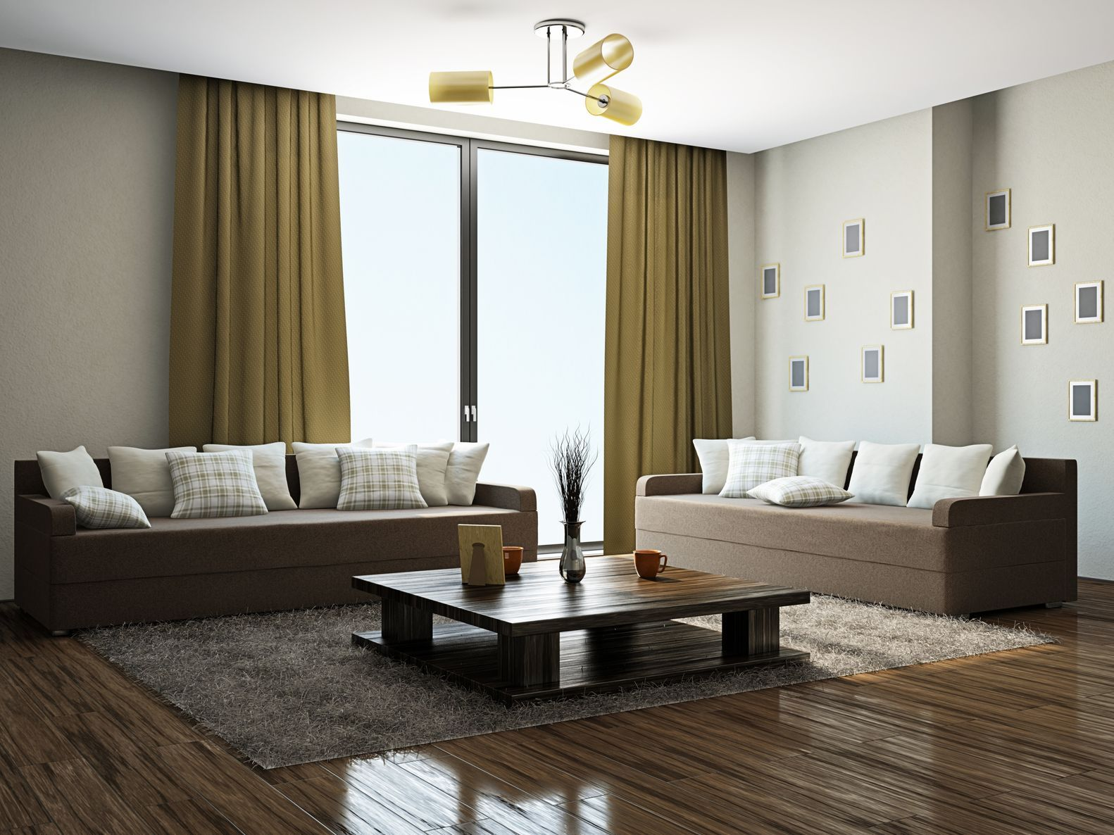 Furniture Fascinating White Burgundy Curtains With