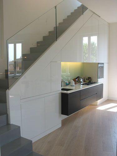 Scopri come arredare un sottoscala e crea spazio utile in casa. Ecco ...