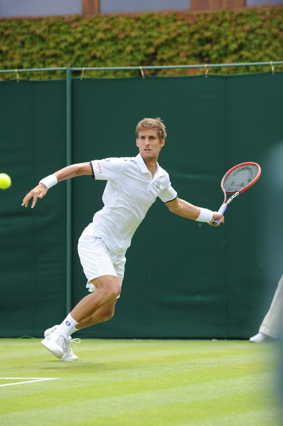 Sergio Tacchini - atleti - Martin Klizan - Wimbledon 2015