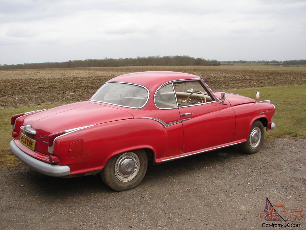 Borgward Isabella Ts Coupe 1960 Car Buy Used Cars Used Cars