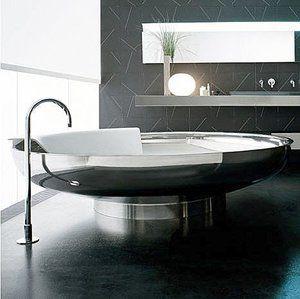 ufo bathtub