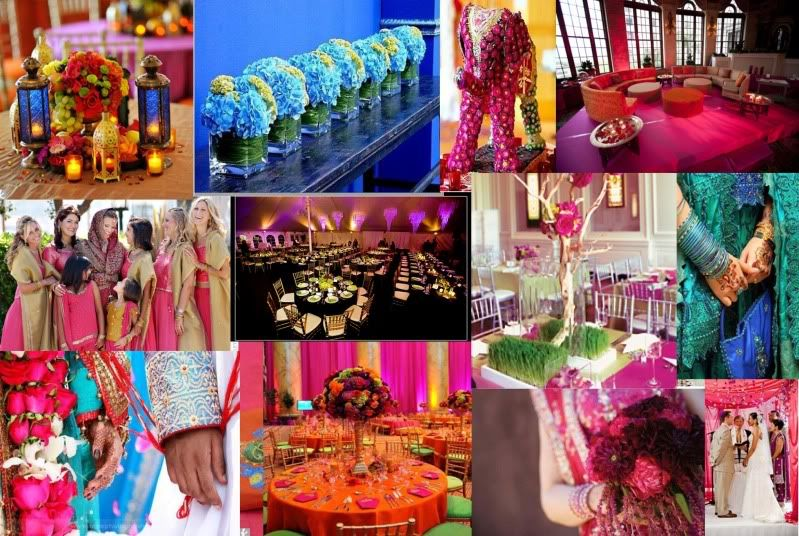 Indian Wedding Color Themes Indian Wedding Color Schemes Due To I