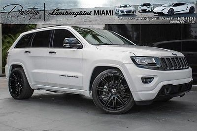 Ebay Jeep Grand Cherokee Supercharged 500 Hp 2014 Jeep
