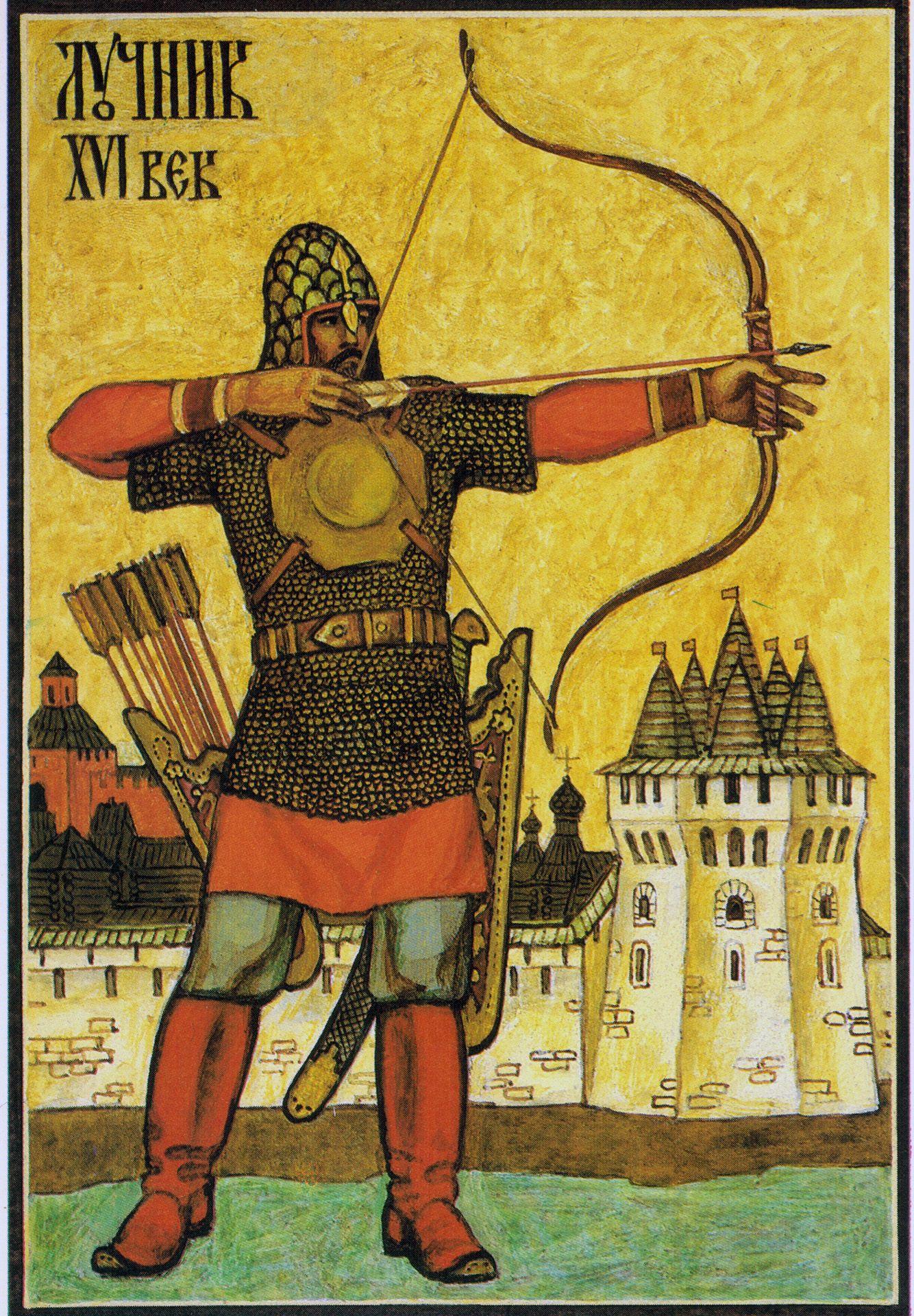 древнерусский воин картинки избавит