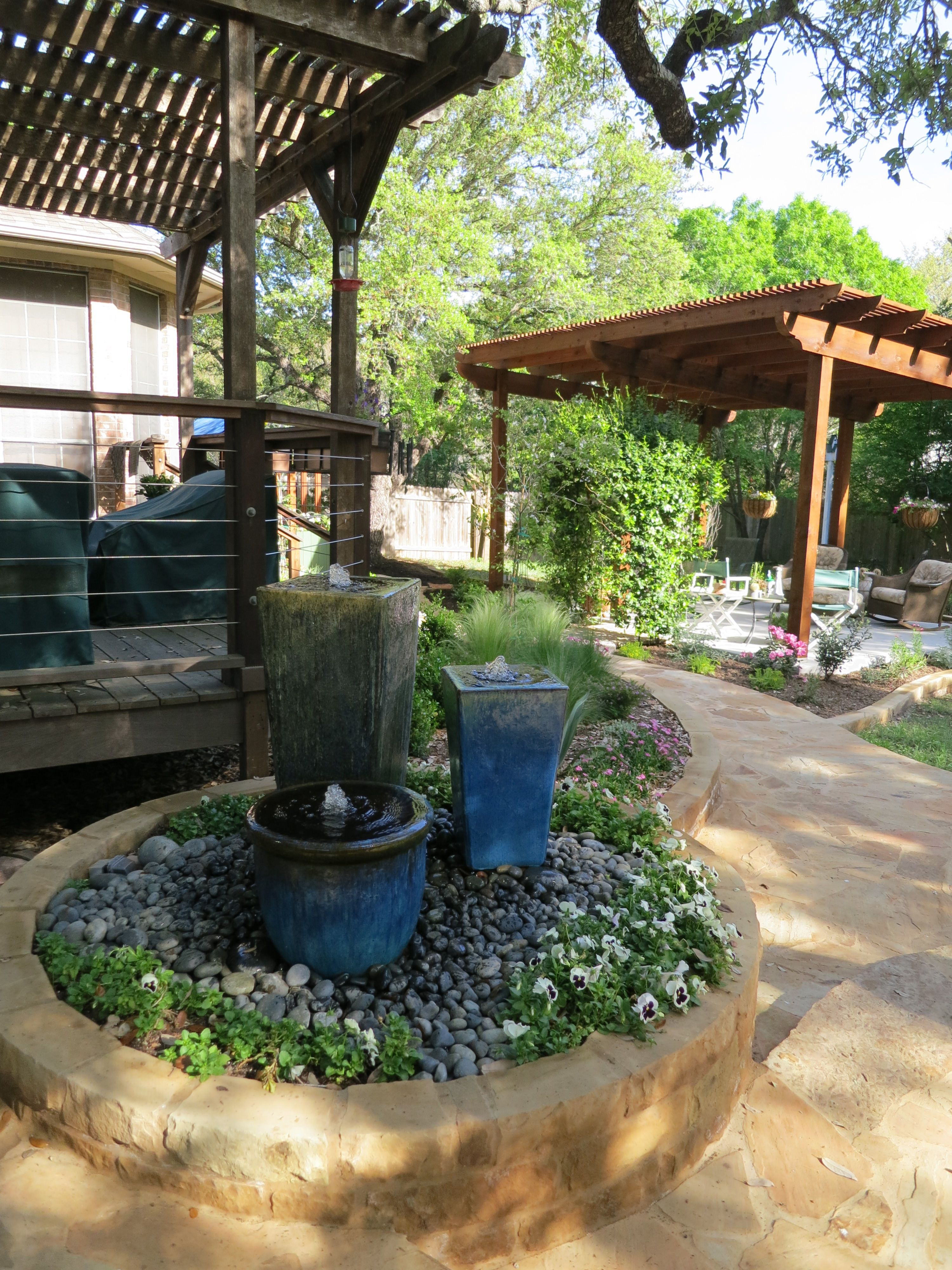 landscaping pictures of texas xeriscape gardens and much on layouts and landscaping small backyards ideas id=19801