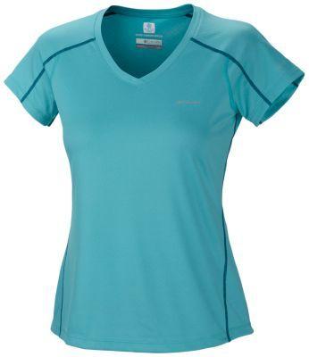 Columbia Zero Rules Short Sleeve Shirt Camiseta para Mujer