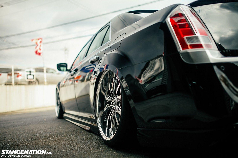 A Closer Look At Aimgain Japan // The 300C. Chrysler