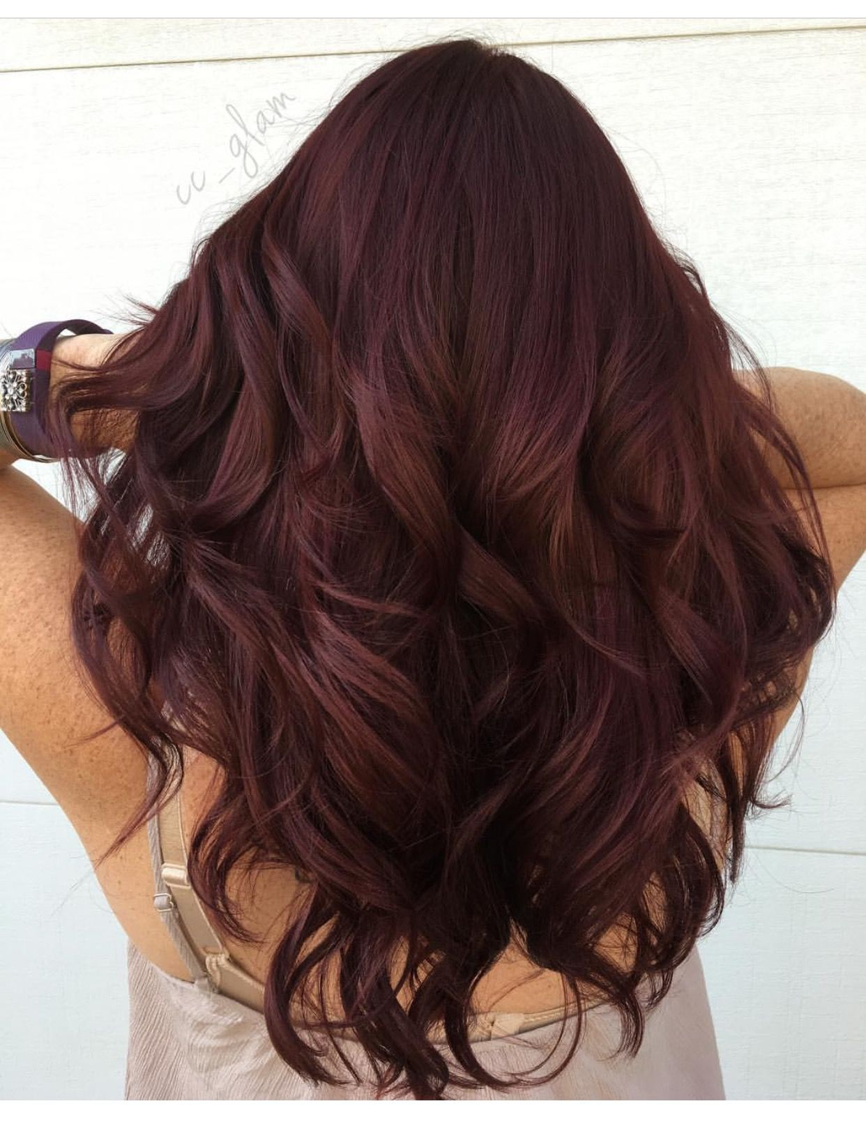 Pin by Duha on red   Hair color auburn, Hair inspiration color ...