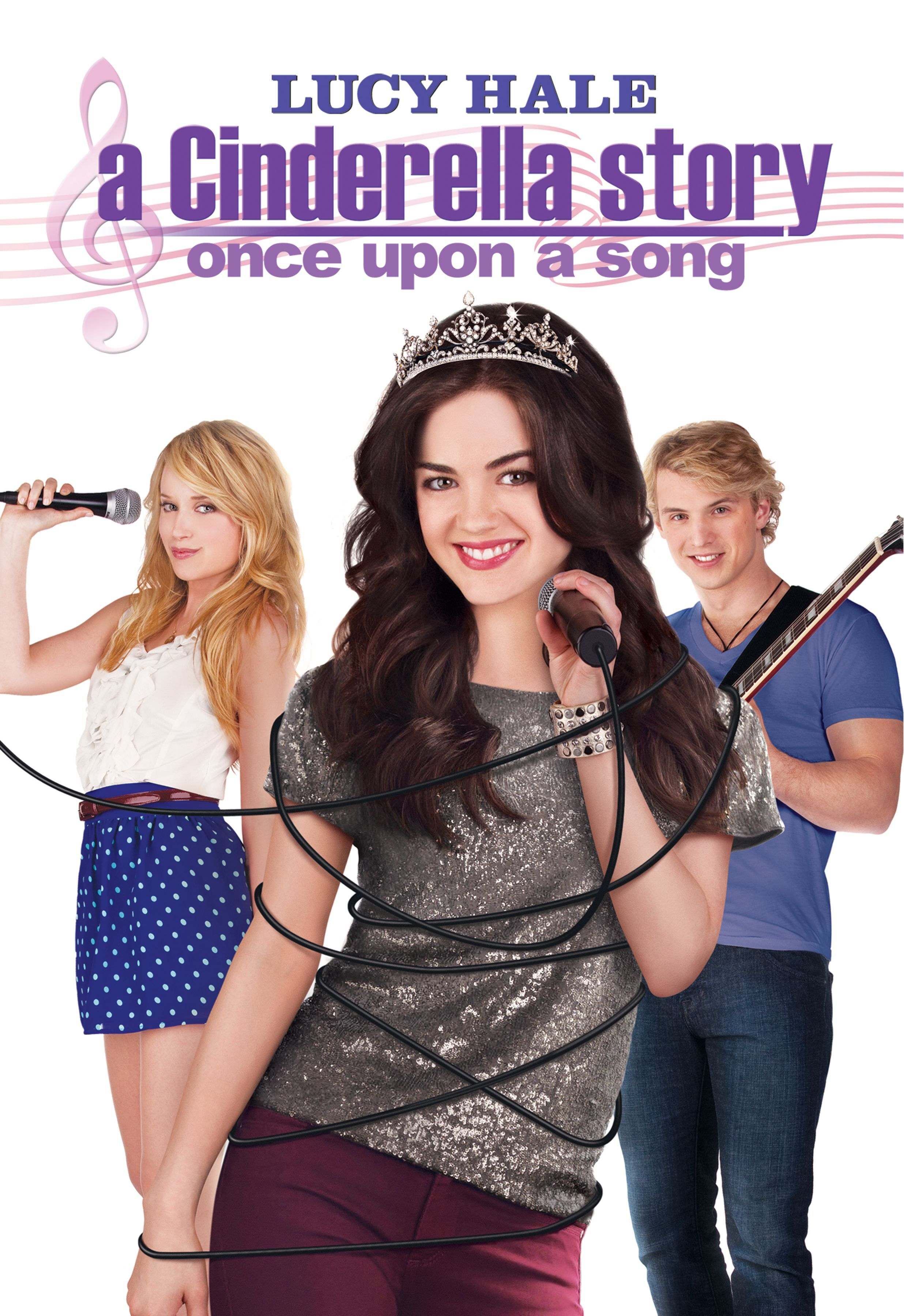 A cinderella story once upon a song 2011 a cinderella