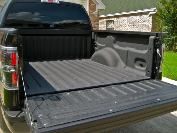 Rhino Liner 500 Truck Mods Ford King Ranch Commercial Vehicle