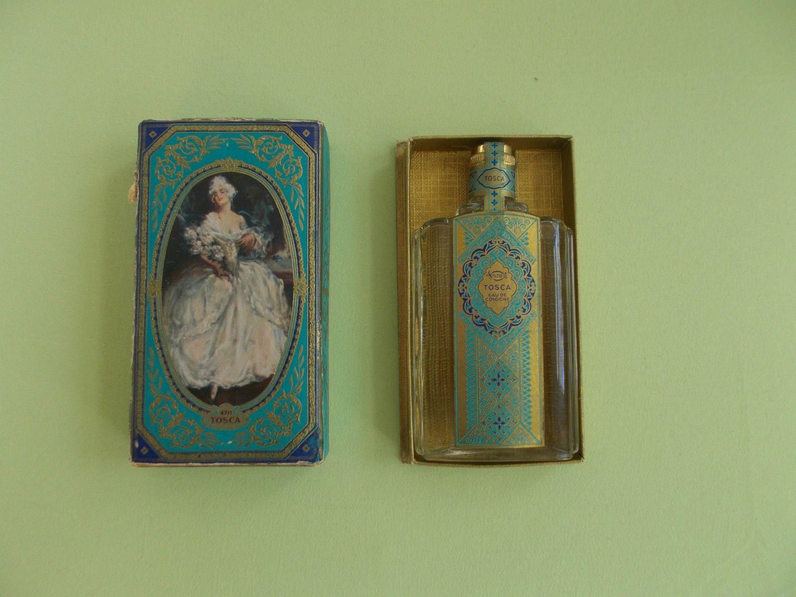 4711 tosca flakon eau de cologne um 1928 mit karton 99ccm unge ffnet ebay 4711 immer. Black Bedroom Furniture Sets. Home Design Ideas