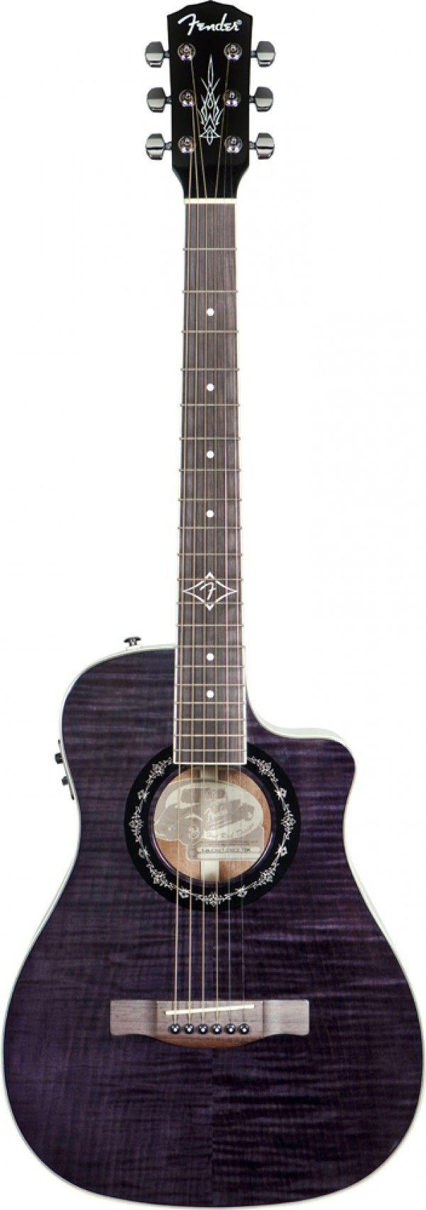 Fender R Hot Rod Design T Bucket Tm Series 200ce Acoustic Electric Guitar Transparent Black 299 99 Acoustic Electric Guitar Acoustic Electric Guitar