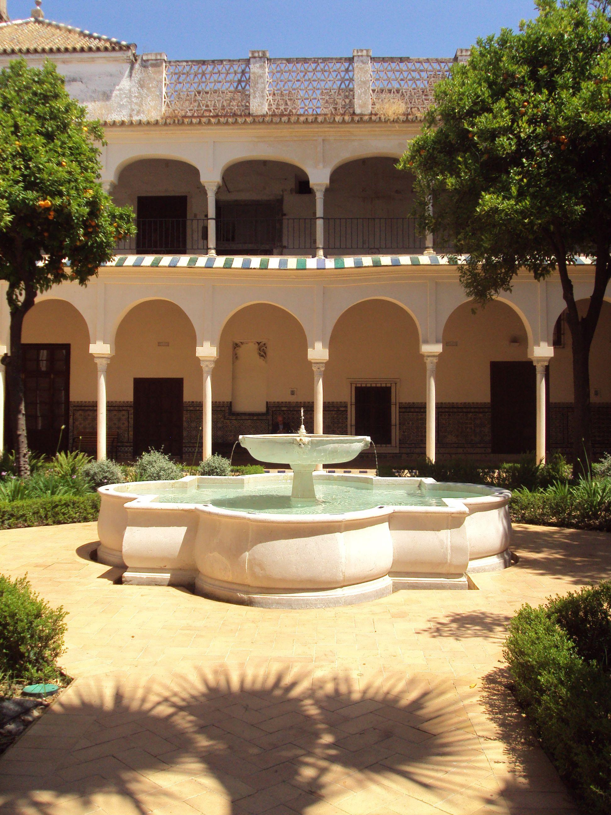 Patio convento de santa clara en 2019 sevilla espa a - Casas en santa clara sevilla ...