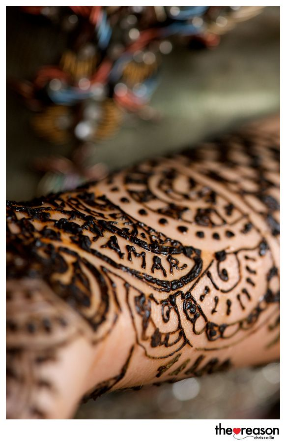 Henna Tattoo Designs Names: Mehndi Is A Temporary Henna Tattoo Painted Onto Indian