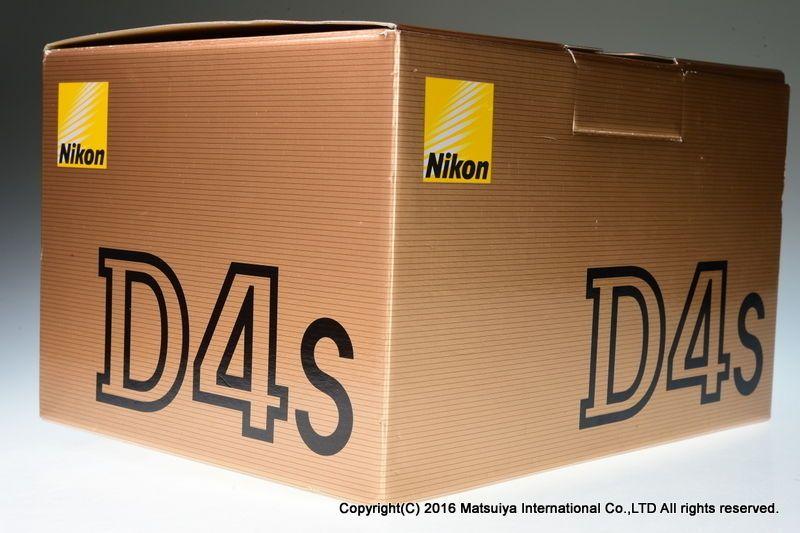 NIKON D4S 16.2 MP Digital SLR Camera Body 14970 Shutter Excellent #Nikon