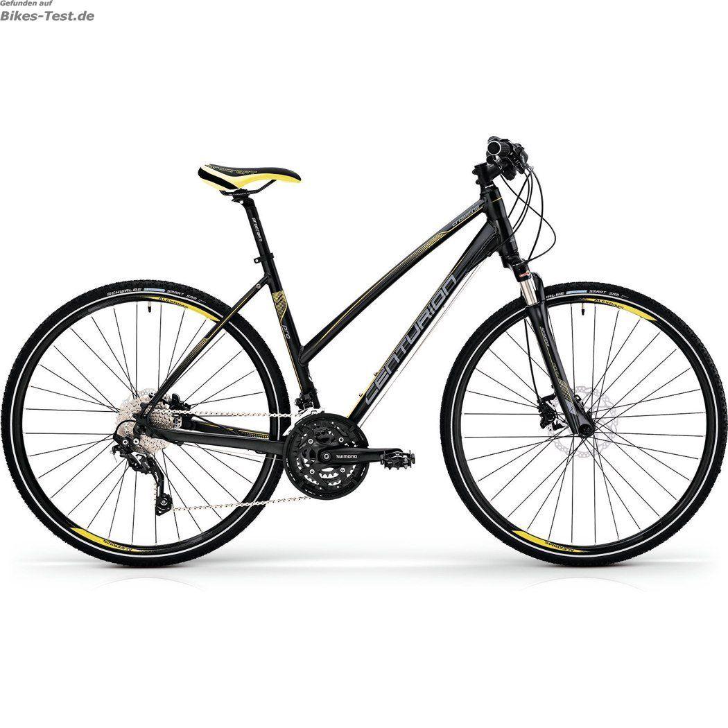 Crossrad Shop Das Centurion Cross Line Pro 600 Lady 2015 Reiserad Rennrad Schutzblech