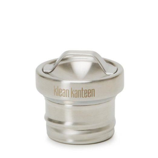 Klean Kanteen Flaschenverschluss Loop Cap, Silber, 100596