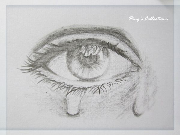 2012 pencil sketching heart broken by icey via behance