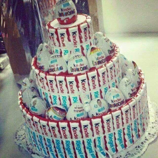 kinder  presents geschenk ideen  Geschenkideen Kinder riegel und Kinderriegel torte