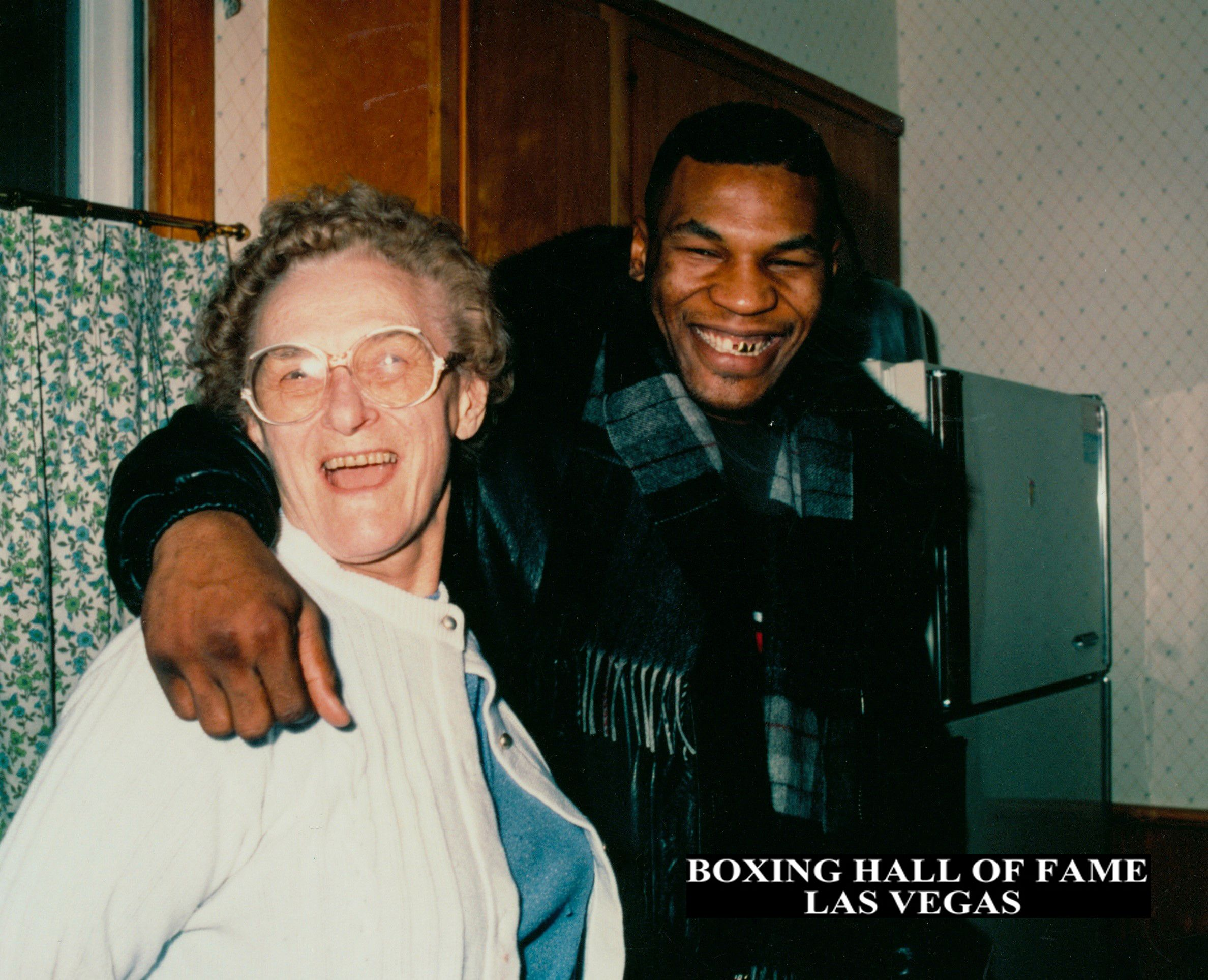 Camille Ewald, 96, the woman Mike Tyson considered his adopted mother, dies  at her home in Catskill, New York This Day June 5, …   Mike tyson, Boxing  history, Tyson