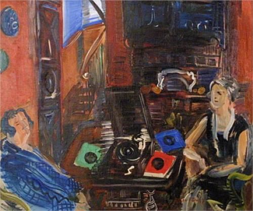 Phonography - Raoul Dufy