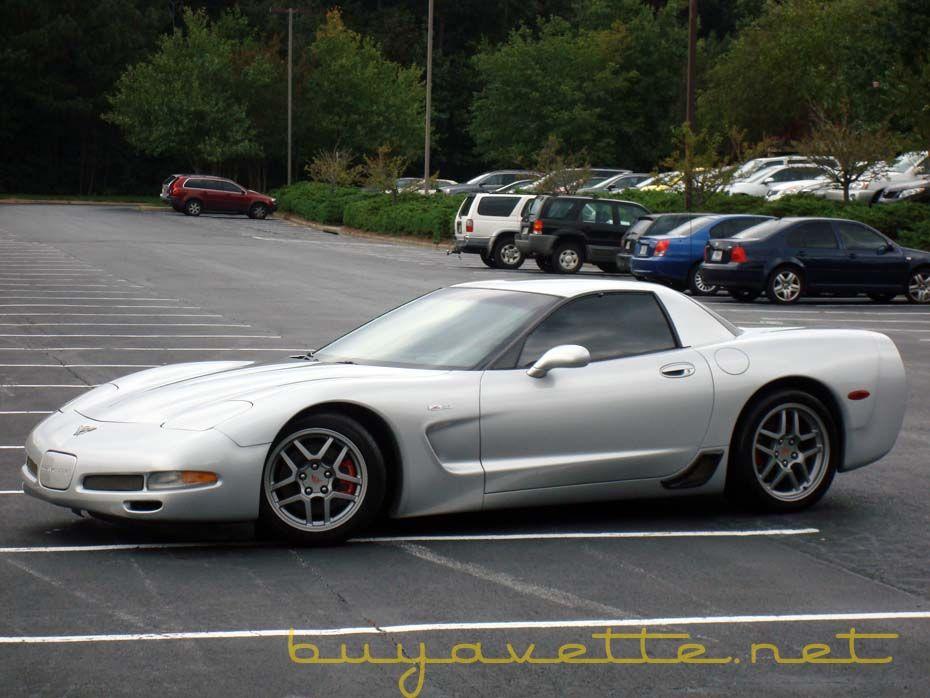 2003 Corvette Z06 (With images) 2003 corvette, Corvette